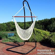 Walmart Hammock Chair Sunnydaze Adjustable Heavy Duty Hammock Chair Stand For Hammock