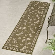 Bamboo Outdoor Rug Fancy Dragonfly Outdoor Rug Kitchen Rugs Area Rugs Floor Mat 3 Ft
