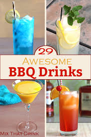 Party Cocktails Punch - 29 awesome bbq drinks for your next barbecue mix that drink