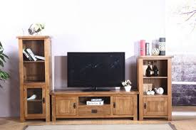 Living Room Tv Cabinet Solid Wood Tv Cabinet Continental White Oak Sideboard Living Room