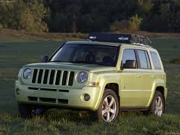 patriot jeep 2008 jeep patriot back country concept 2008 pictures information