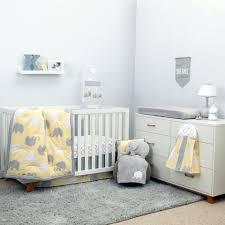 Grey Chevron Crib Bedding Set Yellow Gray Bedding U2013 Pixedit Me
