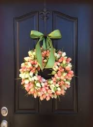 Handmade Easter Door Decorations by 20 Dashing U0026 Inexpensive Diy Spring Decorations To Beautify Your