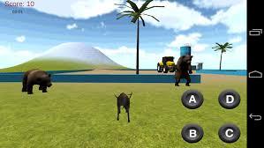 goat simulator apk goat simulator 3d apk free simulation for