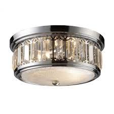 Bright Bathroom Ceiling Lights 103 Best Flush Mount Images On Pinterest Light Design