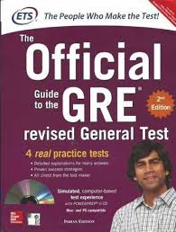 the official guide to the gre revised general test with cd 2nd