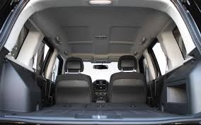 jeep patriot 2015 interior 2013 jeep patriot latitude 4x4 test truck trend