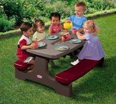 Little Tikes Play Table Little Tikes Picnic Tables Childcare Solutions By Little Tikes