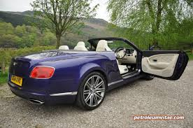 bentley floyd bentley continental gtc w12 speed convertible road test review by