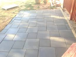 Interlocking Slate Patio Tiles by Patio Ideas Saltillo Tile Patio Designs Patio Tile Layout