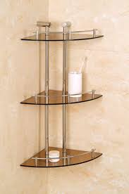 furniture vintage stainless steel shelves for bathroom over the