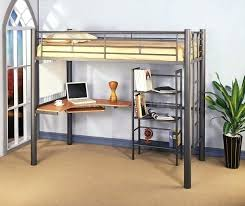 Single Bunk Bed With Desk Bunk Bed With Desk And Dresser Bunk Bed With Desk And Dresser Wood