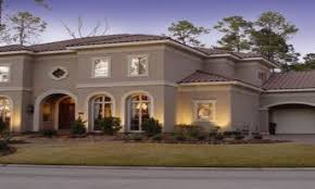 latest exterior paint colors for mediterranean homes on