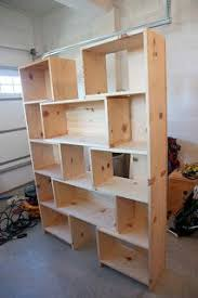 Homemade Bookshelves by These Restoration Hardware Knock Off Bookshelves Are One Of The