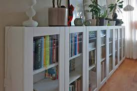 Curio Cabinet Ikea by 23 Ingenious Ikea Billy Bookcase Hacks Billy Bookcase Hack Ikea