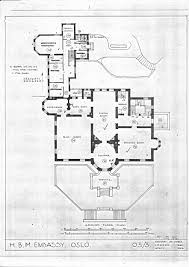 Parliament House Floor Plan Norway Oslo Room For Diplomacy