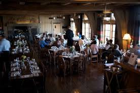 Crater Lake Lodge Dining Room Crater Lake And Timberline Lodges The Specialty Here Is Always