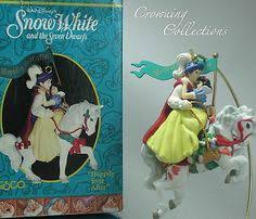 grolier dopey president s edition ornament disney scholastic snow