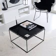 60 x 60 coffee table hay tray bijzettafel lekker compact d 60 x b 60 x h 35 39 cm sterk
