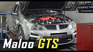 Hsv Maloo Gts Power Upgrade By C U0026a Auto Fashion Youtube