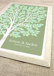 wedding registry books 19 best trees images on guest book alternatives
