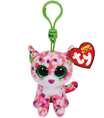 ty beanie boos sophie pink cat clip joann