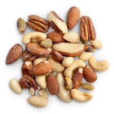 nuts mixed nuts roasted raw salted albanese candy