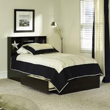 espresso twin bed mainstays twin storage bed cinnamon cherry finish walmart com