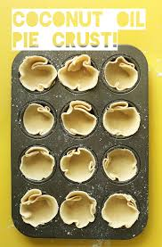 Blind Baking Frozen Pie Crust Coconut Oil Pie Crust Minimalist Baker