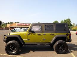 wrangler jeep 2008 used 2008 jeep wrangler unlimited rubicon for sale in eugene