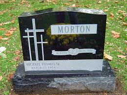 how much does a headstone cost gravestones made from black colored granite rome monument
