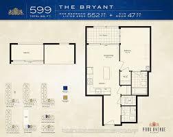 bryant victoria floor plan solmar development corp park avenue place tower 2 vaughan