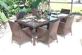 Rattan Patio Dining Set Unique 50 Wicker Patio Dining Sets Luxury Scheme Bench Ideas