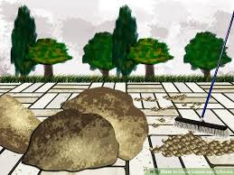 3 ways to clean landscaping rocks wikihow
