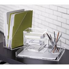 Acrylic Desk Accessories Shop Format Desk Accessories Or Anywhere You Stuff