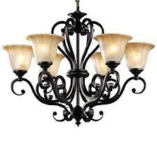 Black Iron Pendant Light Lnc 6 Light Chandelier Lighting Traditional Chandeliers Antique