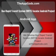 android locator rapid transit system brts locator android project