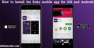 roku app android how to install the roku mobile app for ios and android png