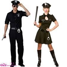 mens fancy dress costumes police ebay