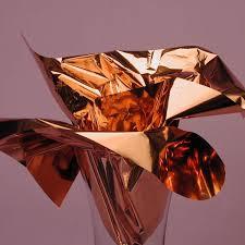 mylar gift wrap metallic mirrorized sheets wedding metallic