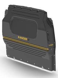 Divider Partition by Clear Polycarbonate Max View Van Partition Divider Ranger Design