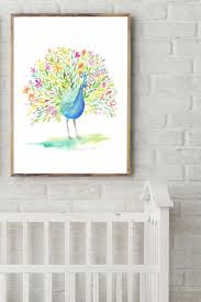 216 best printspiring art for inspired spaces images on pinterest girl s room decor watercolor print instant by printspiring on etsy