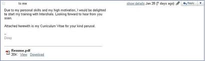 how not to apply for an internship u2013 2 internshala blog