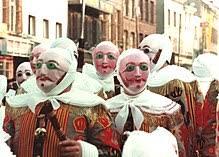 folklore of belgium