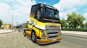 volvo truck commercial the volvo special 2012 skin for volvo truck for euro truck simulator 2