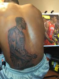ballers u0027 ink why are players getting self portrait tattoos