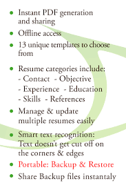 Resume Builder Pro Resume Builder Free Android Apps On Google Play