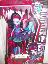 free monster doll jane boolittle u0026 needles voodoo sloth pet