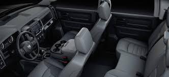 2017 ram 2500 heavy duty trucks interior u0026 technology features
