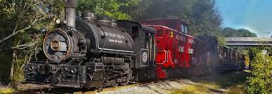 the spirit of halloween town st marys railroad